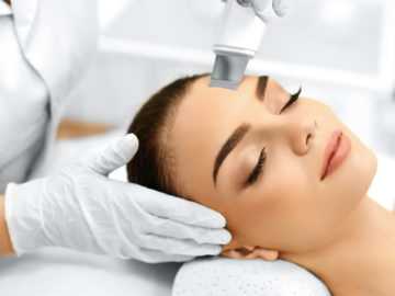 Ультразвуковая чистка лица - плюсы и минусы, особенности процедуры