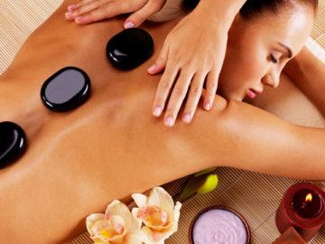 Стоун-терапия: особенности и техника массажа камнями